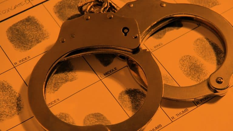 When are the police entitled to make an arrest in terms of the current regulations?