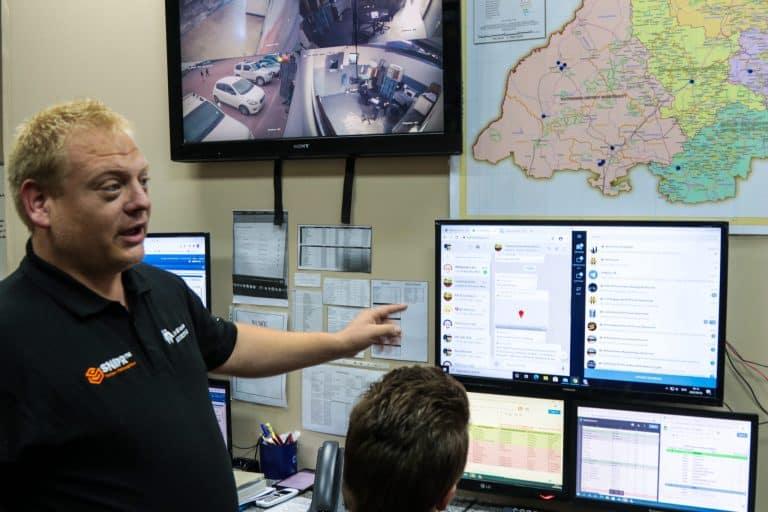 Kyk: Nuwe noordstreek-beheerkamer 'n mylpaal vir gemeenskapsveiligheid