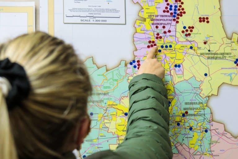 Nuutgestigte beheerkamer speel sleutelrol in bekamping van misdaad
