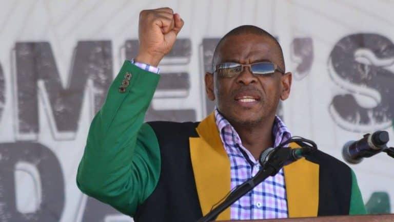AfriForum beplan aksie teen Magashule se insinuasie dat xenofobiese geweld teen wit mense gedraai moet word