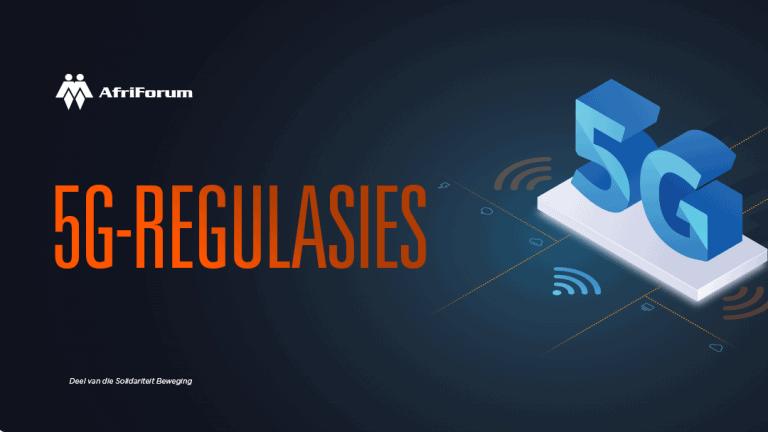 5G-regulasies