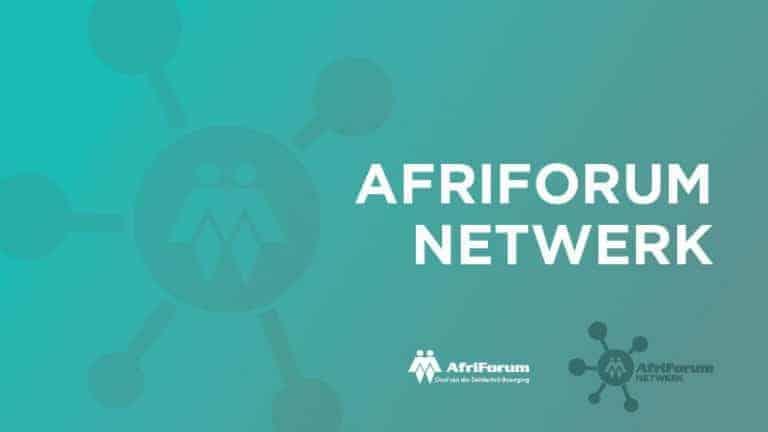 AfriForum mobiliseer publiek se koopkrag om kleinsake te help