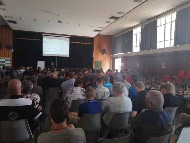Meer as 100 buurtwaglede ontvang Nehemia-opleiding