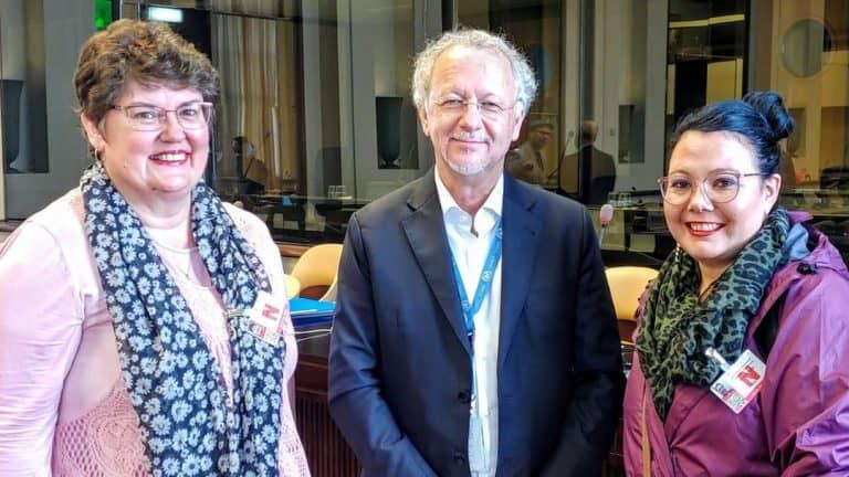 AfriForum at UN Forum to alert international community of government's violation of language rights
