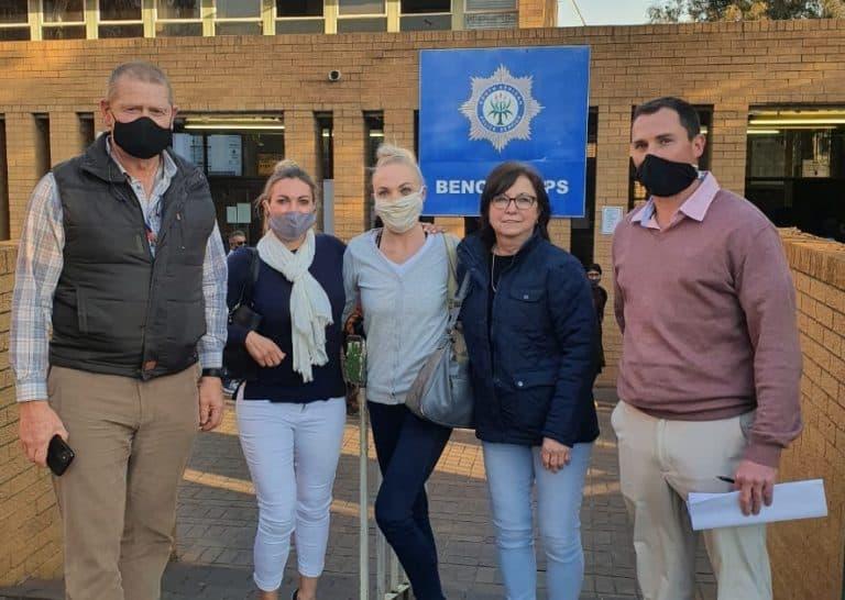 Sukses: Polisie arresteer verdagte in aanrandingsaak nadat privaatvervolgingseenheid ingryp