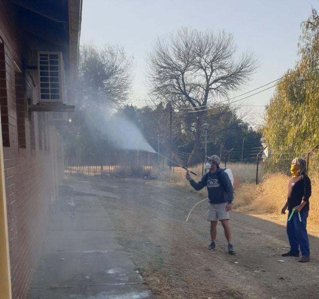 AfriForum se Bloemhof-tak ontsmet plaaslike kliniek