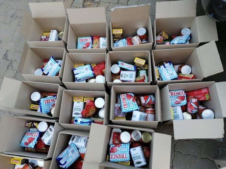 AfriForum-takke help gemeenskappe tydens COVID-19-pandemie
