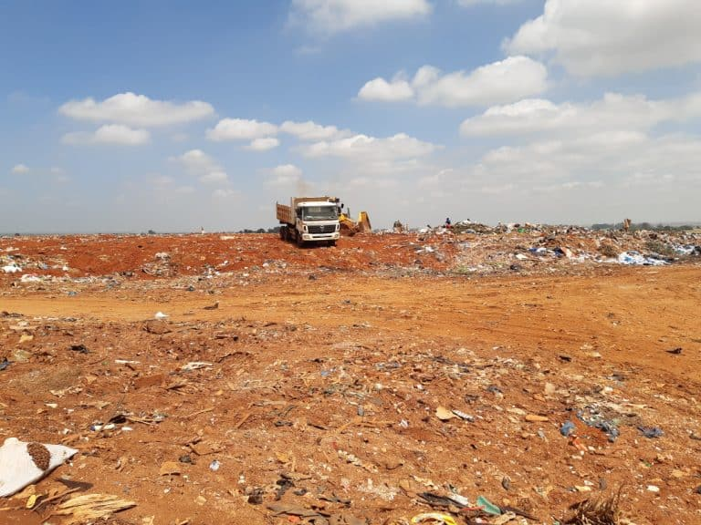 Gauteng's landfill sites in acceptable state