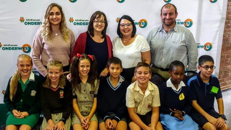 AfriForum se Spel-en-Speel-kompetisie verrig wondere vir laerskoolleerders se taalontwikkeling