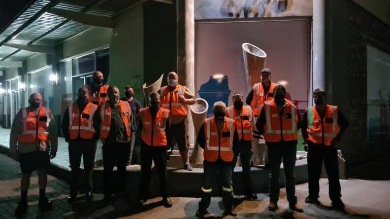 AfriForum se Mpumalanga-buurtwagte neem aan nasionale massapatrollie deel