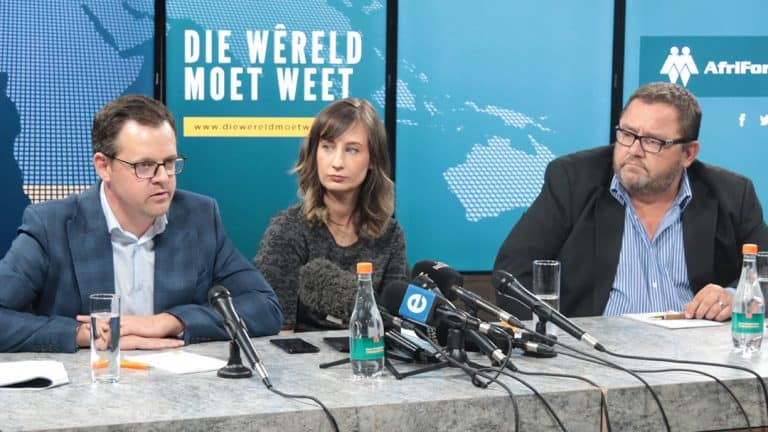 #TheWorldMustKnow: AfriForum announces comprehensive international campaign against civil rights violations in South Africa