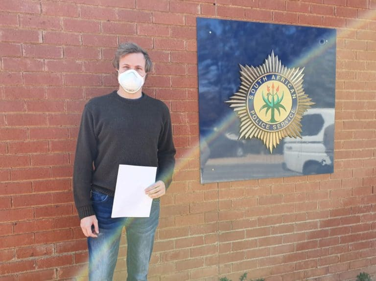 AfriForum lays charge of incitement against PAC