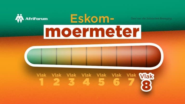 Stage 6 load shedding: AfriForum and public take aim at Eskom woes