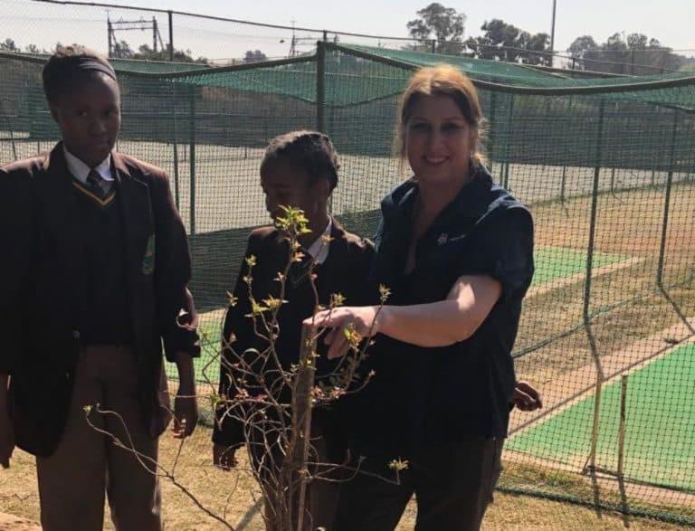 Arbour month: AfriForum's Benoni branch contributes to a greener future