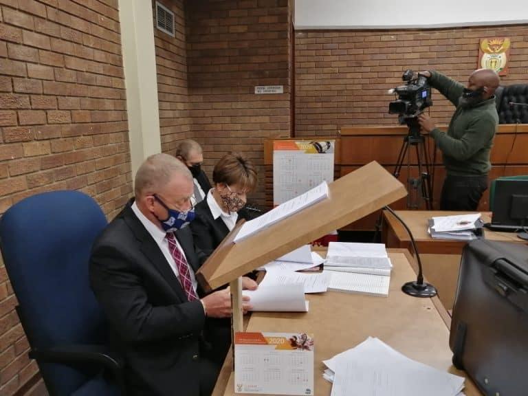 Private prosecution of Thandi Modise postponed until December