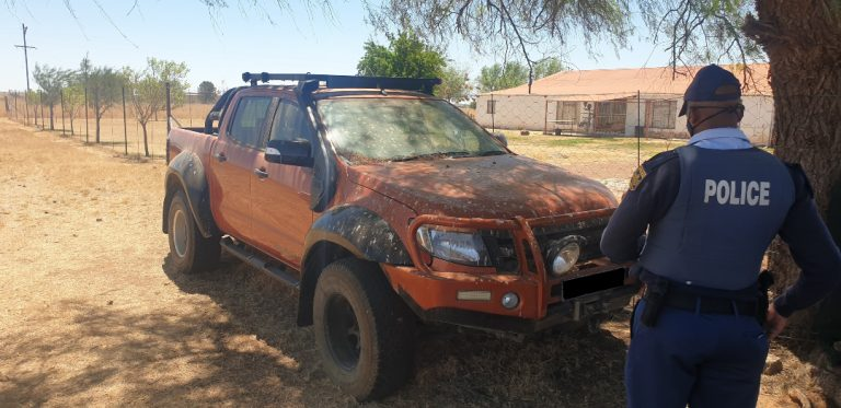 AfriForum's Bloemhof neighbourhood watch traces stolen vehicle