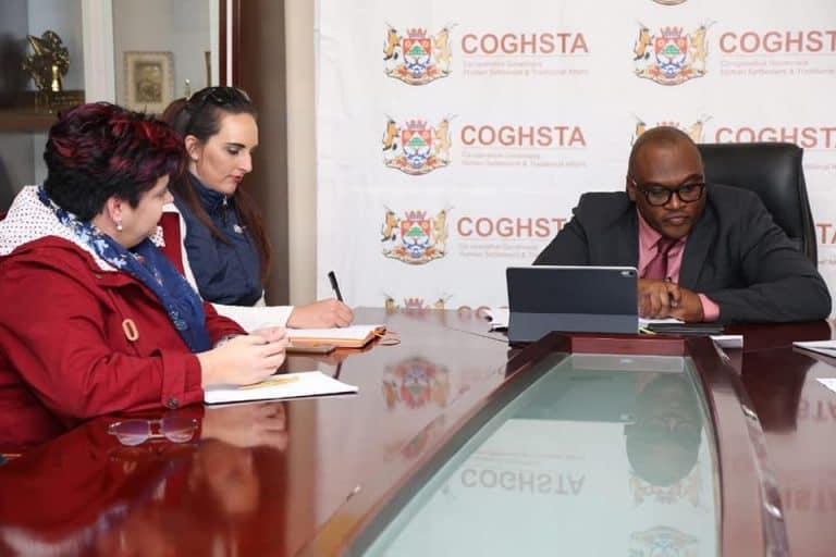 AfriForum en COGHSTA Noord-Kaap bespreek kwessies