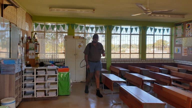 AfriForum se Pietersburg-tak ontsmet nóg twee skole
