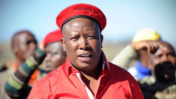 NVG gaan Malema en Ndlozi vervolg vir beweerde aanranding van polisieman ná AfriForum druk volhou