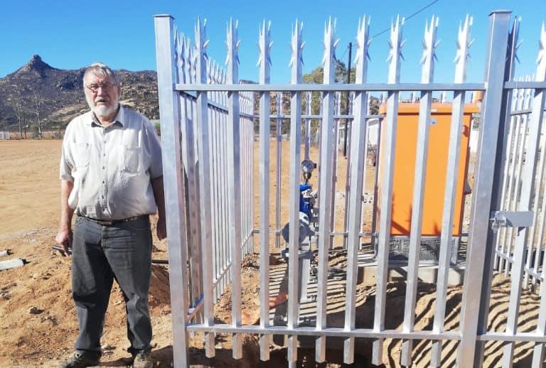 AfriForum se Kamieskroon-tak pas druk toe vir lopende water