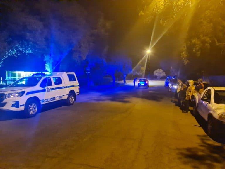 AfriForum se Kimberley-buurtwagte neem aan nasionale patrollie deel