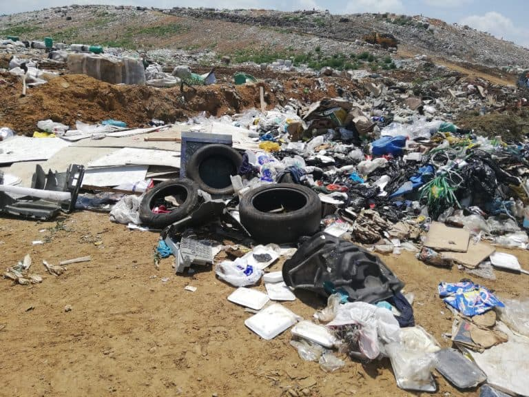 North West's landfill sites in shameful condition