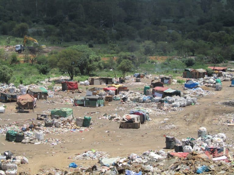 Limpopo's landfill sites do not adhere to standards
