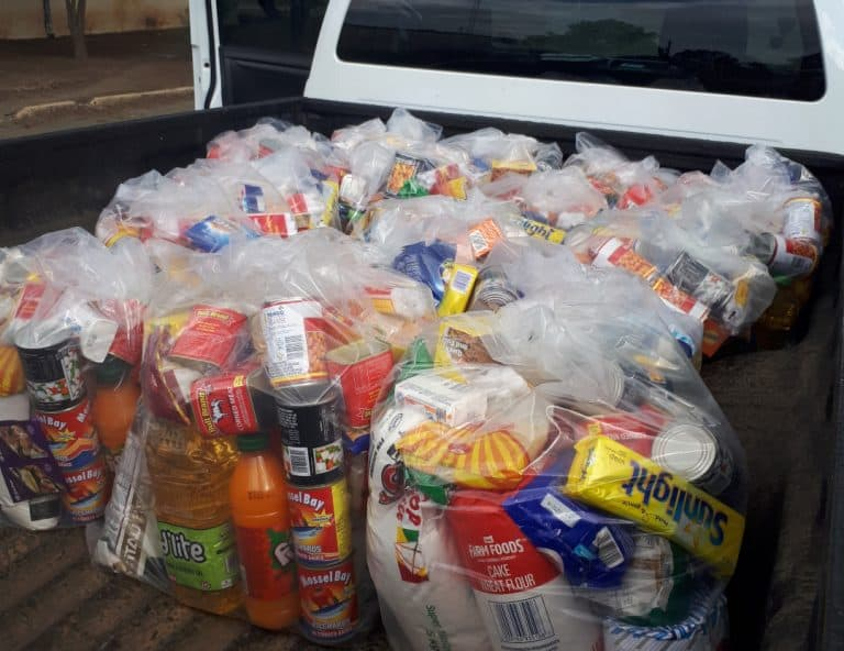 Organisations establish task team for distribution of food and essential items