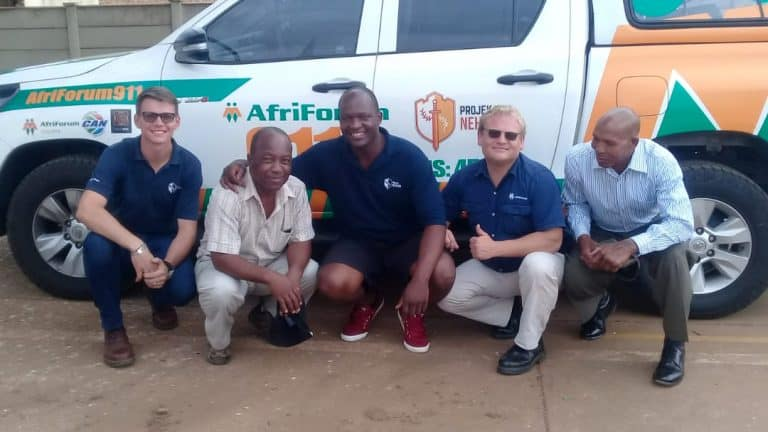 AfriForum provides training for Soweto's SAUAC