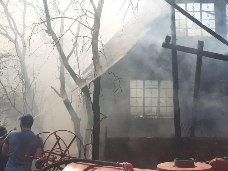 Malalane-buurtwag help om brande in Marlothpark te bestry