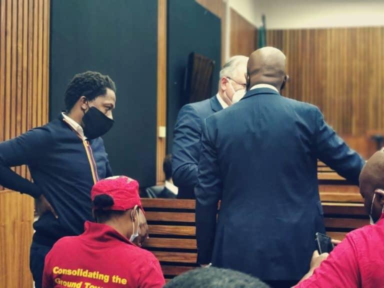 Malema en Ndlozi se aanrandingsverhoor begin