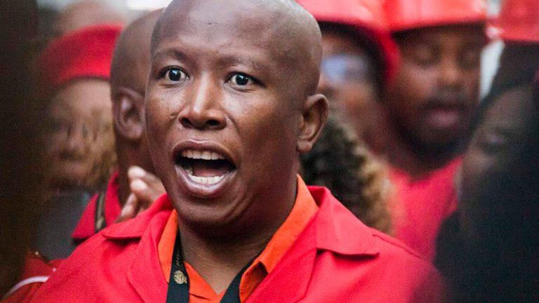 NVG bevestig Malema se vervolging danksy volgehoue druk deur AfriForum
