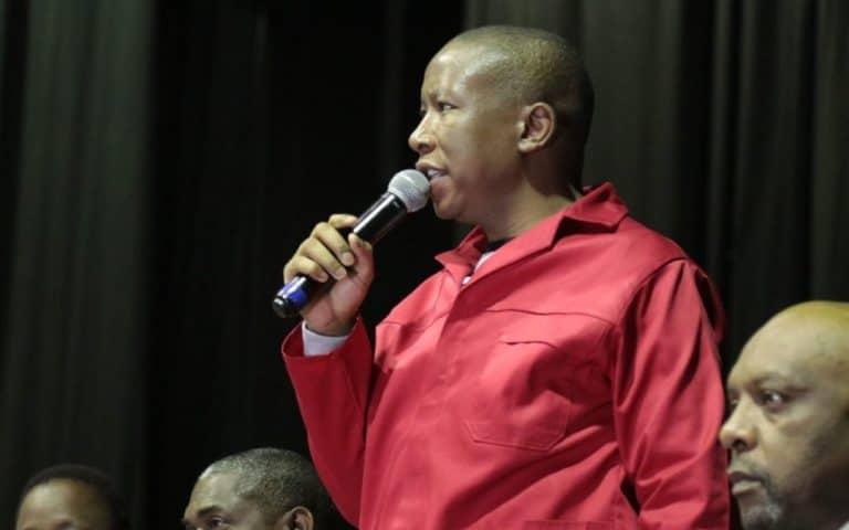 Polisie versaak gemeenskappe deur nie teen EFF-boelies op te tree nie
