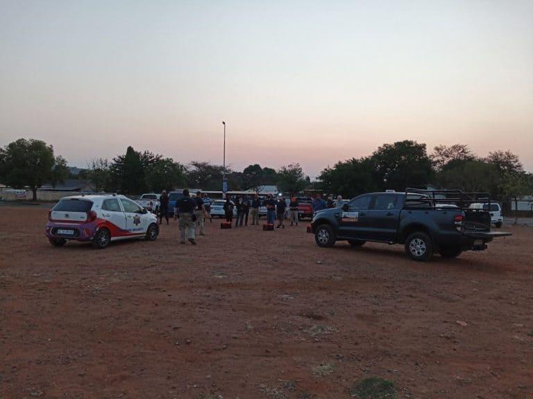 AfriForum se buurtwagte in die Groter Pretoria-gebied neem deel aan nasionale massapatrollie