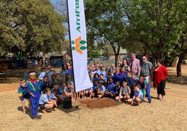 Boomplantmaand: AfriForum se Mooinooi-tak dra by tot 'n groener toekoms
