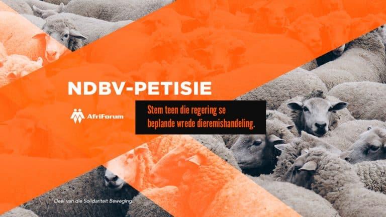 NDBV-petisie