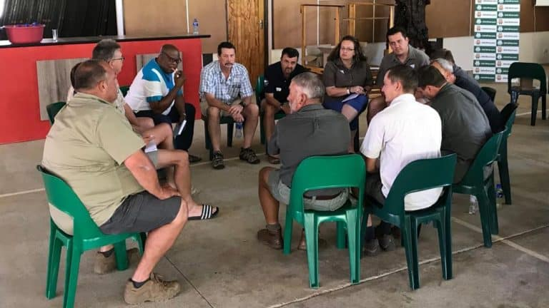 AfriForum bied Nehemia-opleiding in Thabazimbi aan