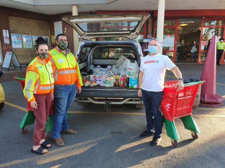 AfriForum-takke in Oos-Rand help gemeenskappe tydens COVID-19-pandemie