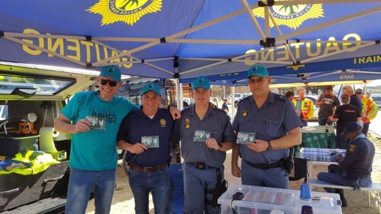 AfriForum se Oos-Rand-buurtwagte neem aan polisie-operasie deel