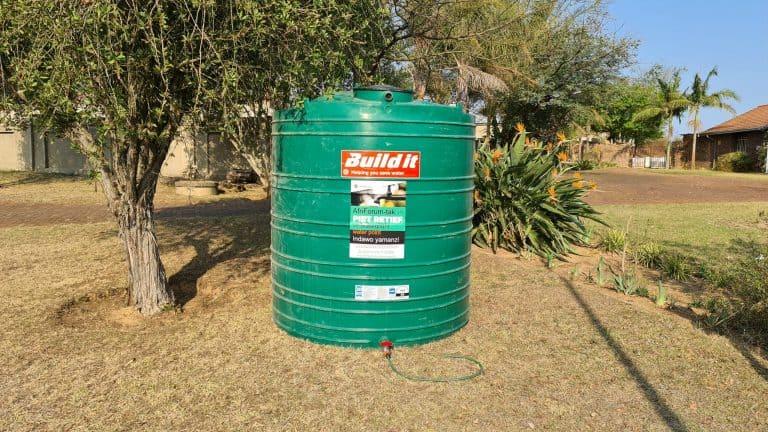 AfriForum's Piet Retief branch erects water points