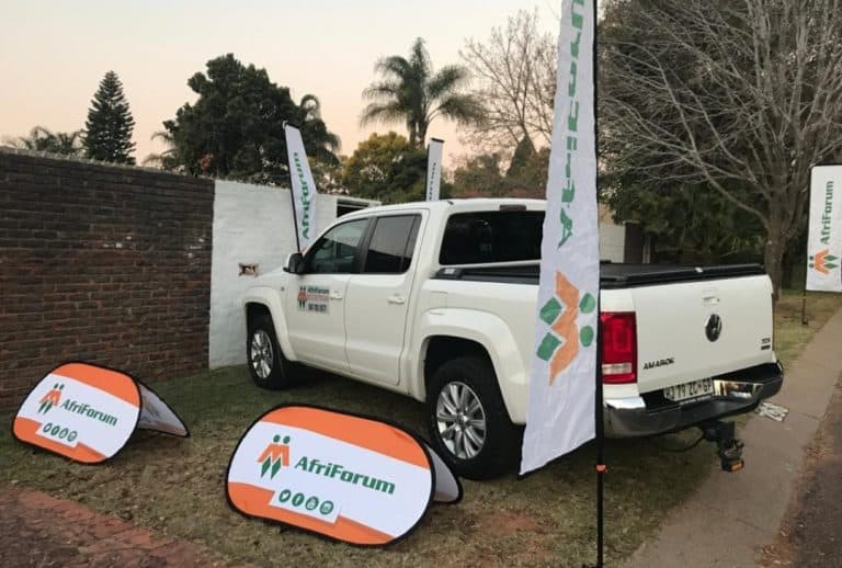 AfriForum se Groter Pretoria-buurtwagte neem aan nasionale versetpatrollie deel