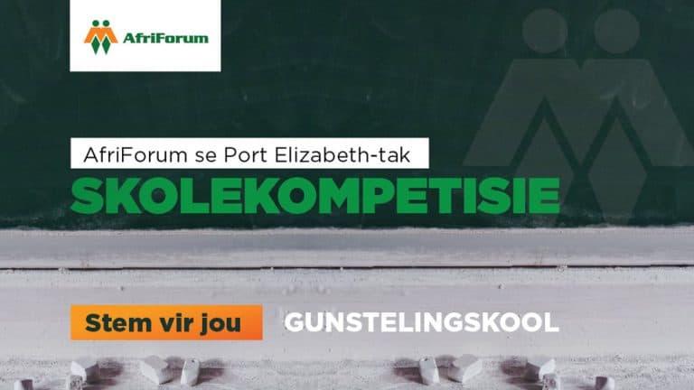 Port Elizabeth-tak kompetisie