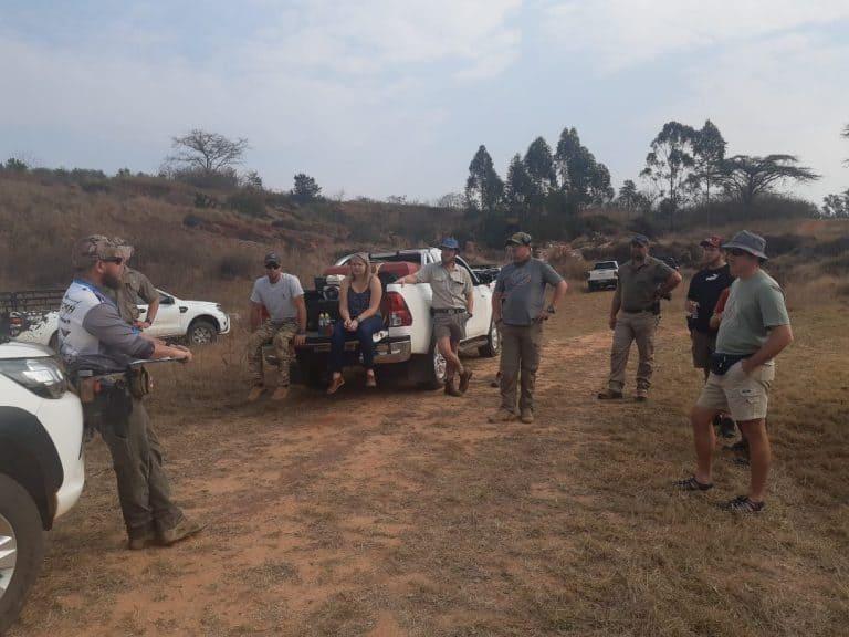 AfriForum se Witrivier-buurtwag ontvang protospanopleiding