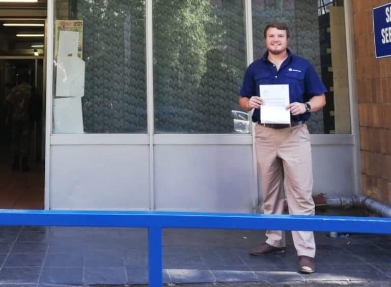 AfriForum submits letters to SAPS over landgrabs
