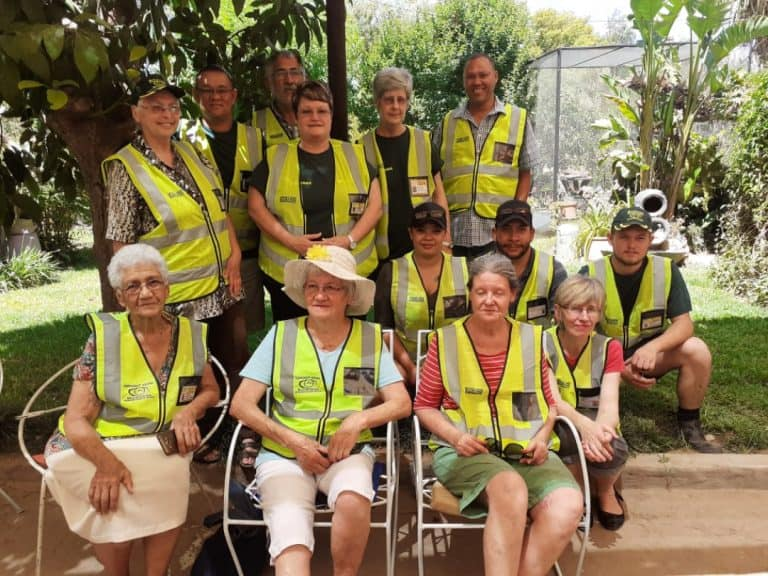 AfriForum se Grootoog-buurtwag verhoog sigbaarheid voor feesseisoen