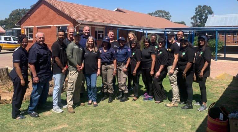 AfriForum se Benoni-tak leer leerders oor veiligheid