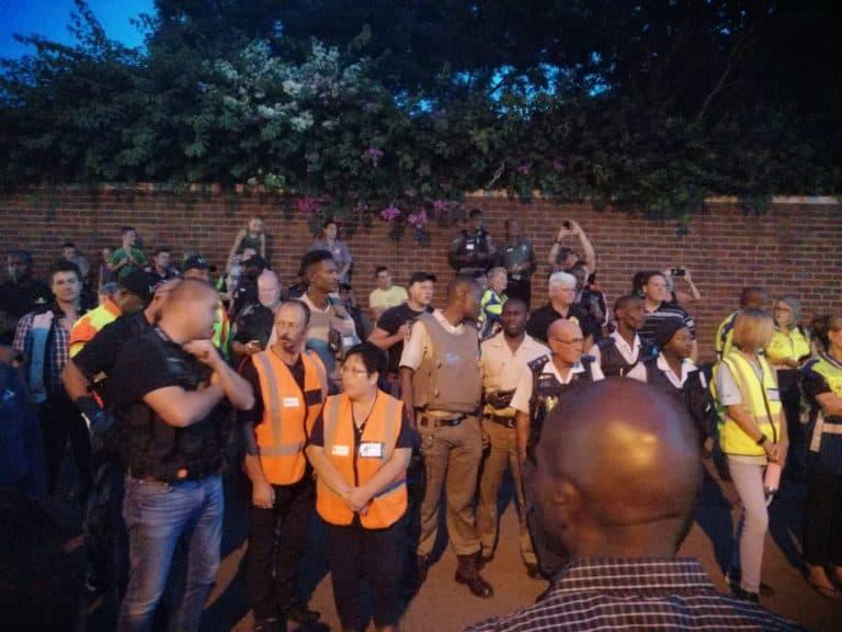AfriForum se Roodepoort-buurtwag beveilig gemeenskap