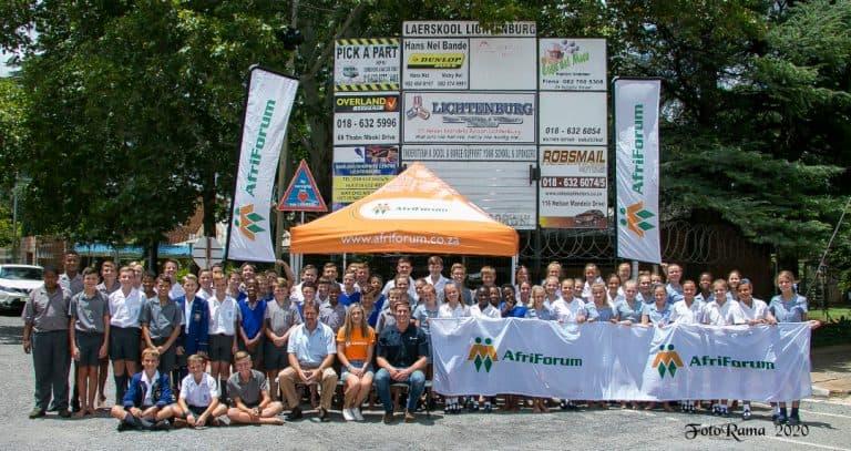 AfriForum se Lichtenburg-tak herstel slaggate rondom Laerskool Lichtenburg