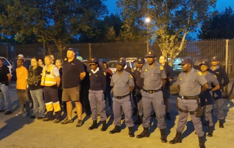 AfriForum se Mpumalanga-buurtwagte neem aan nasionale patrollie deel