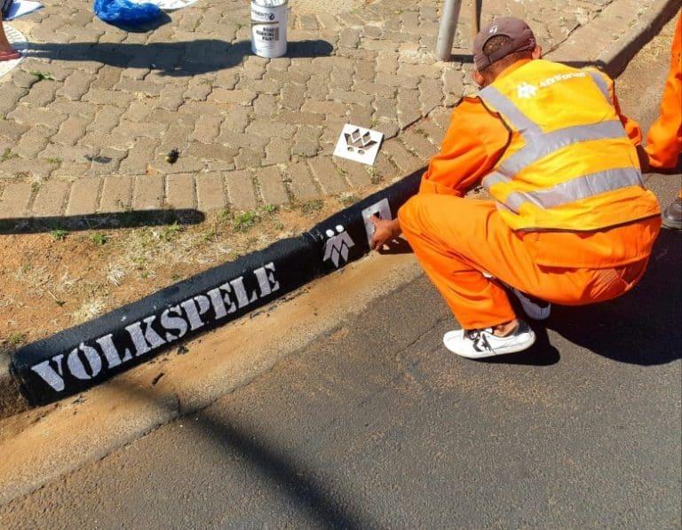 AfriForum pak volhoubare projekte in Bloemfontein aan